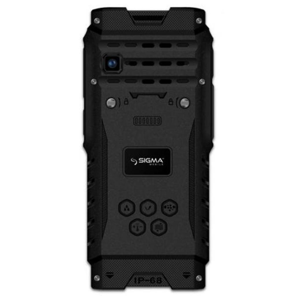 Мобильный телефон Sigma X-treme DZ68 Black (4827798466315) изображение 2
