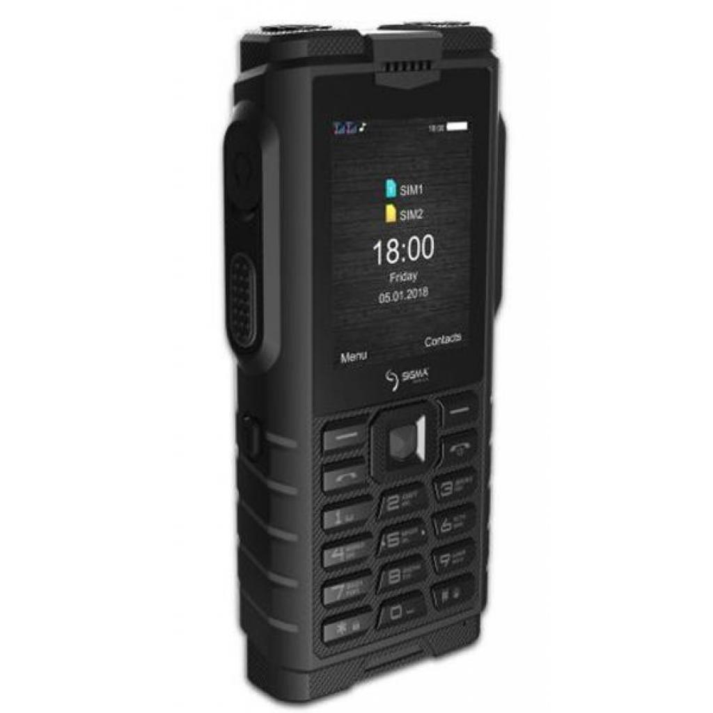 Мобильный телефон Sigma X-treme DZ68 Black (4827798466315) изображение 3