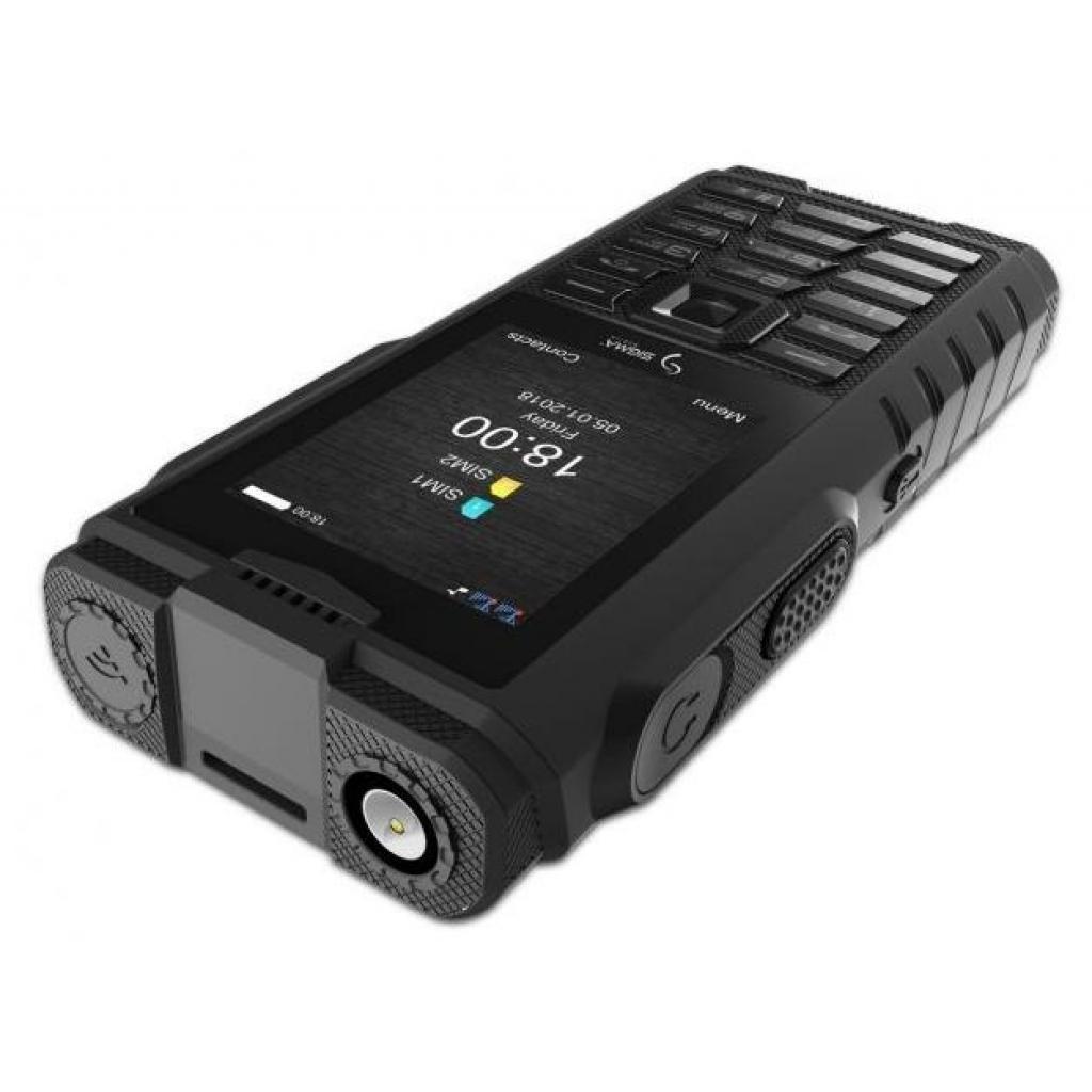 Мобильный телефон Sigma X-treme DZ68 Black (4827798466315) изображение 7