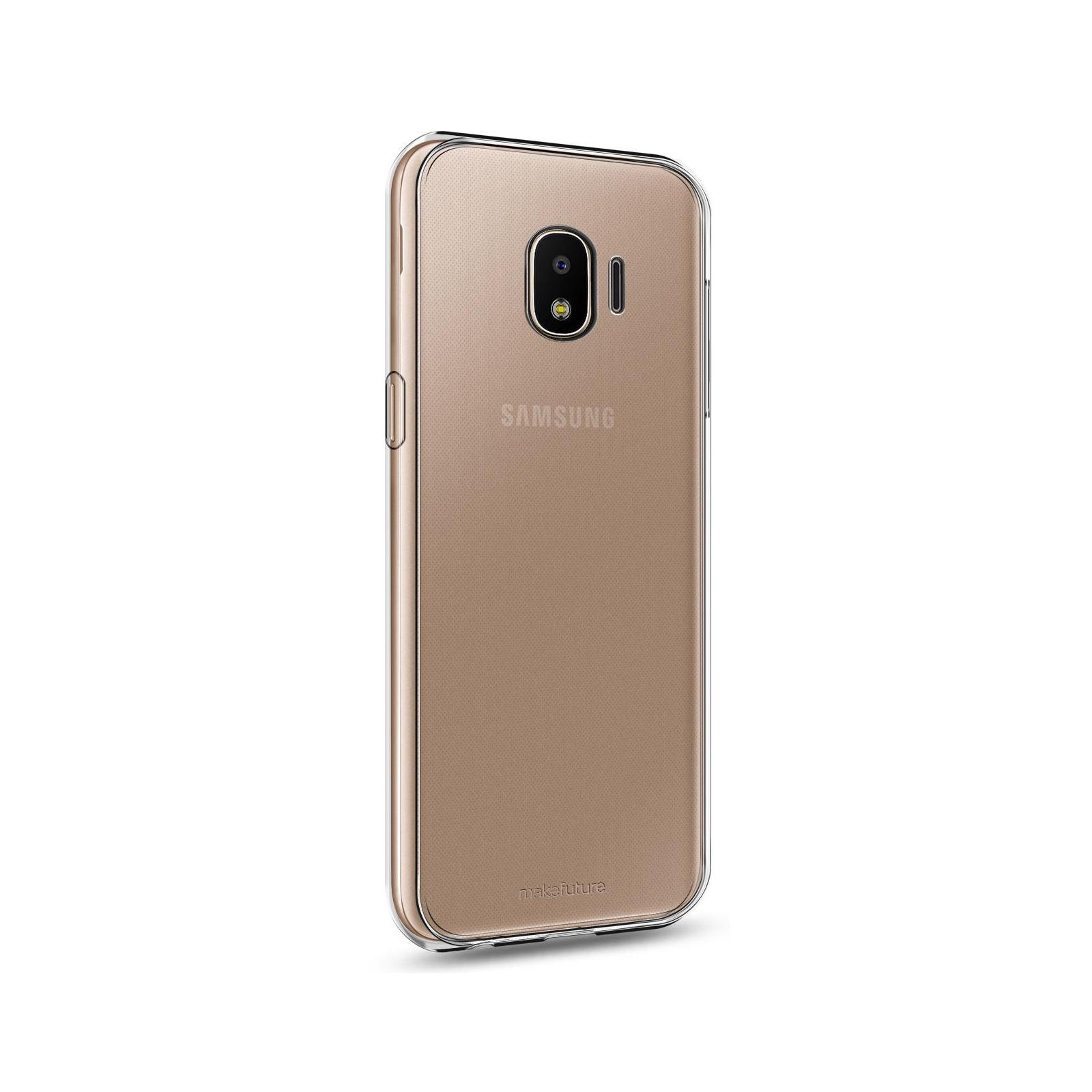 Чехол для моб. телефона MakeFuture Air Case (TPU) Samsung J2 Core Clear (MCA-SJ260CL) изображение 2