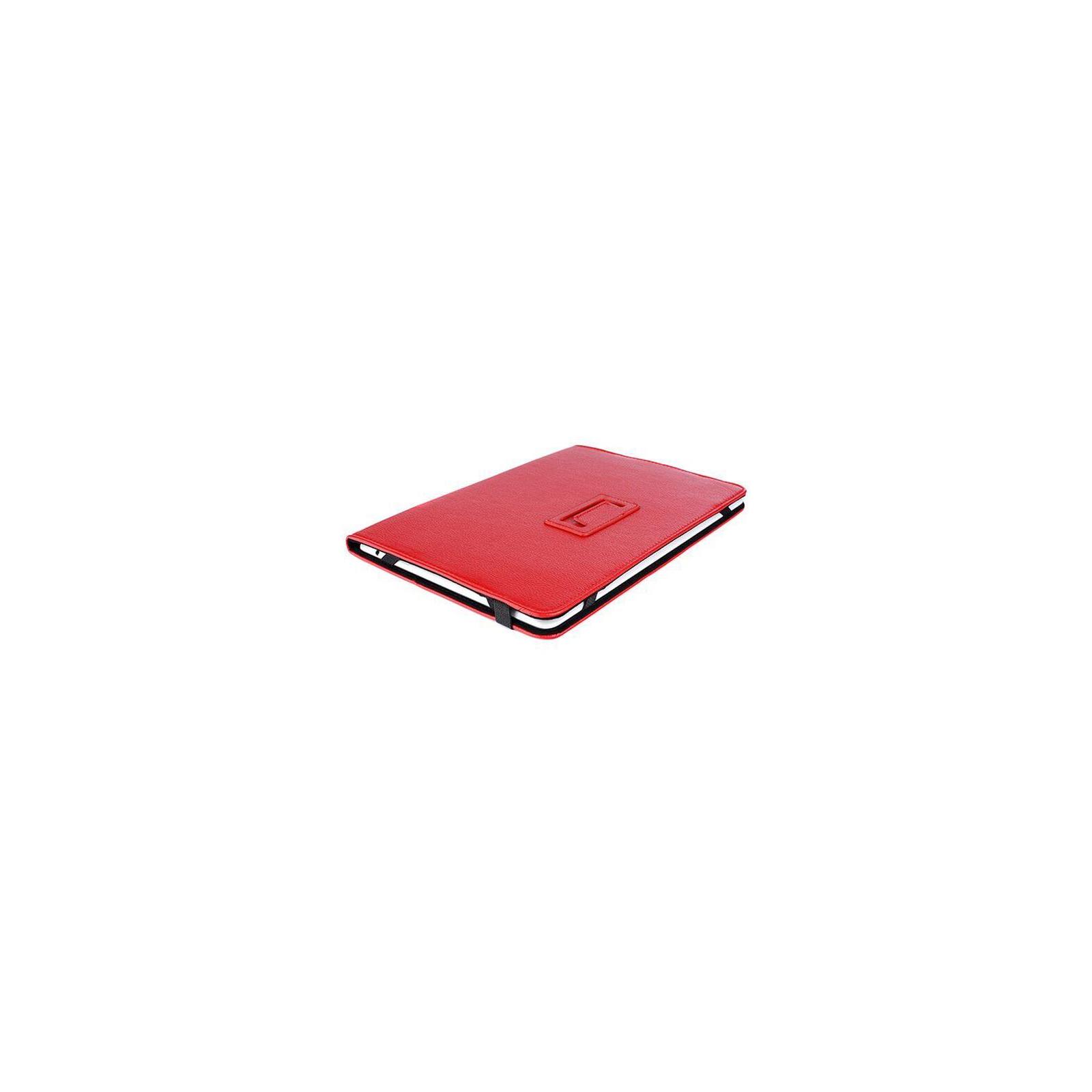 """Чехол для планшета Drobak 7"""" снежинки (Red) (446805) изображение 7"""