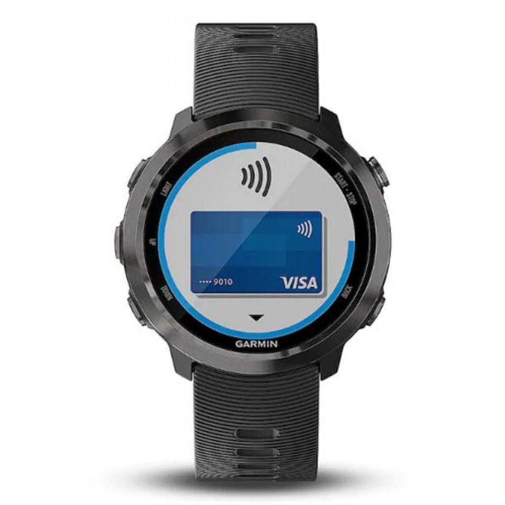 Смарт-часы Garmin Forerunner 645 Black (010-01863-A0) изображение 2