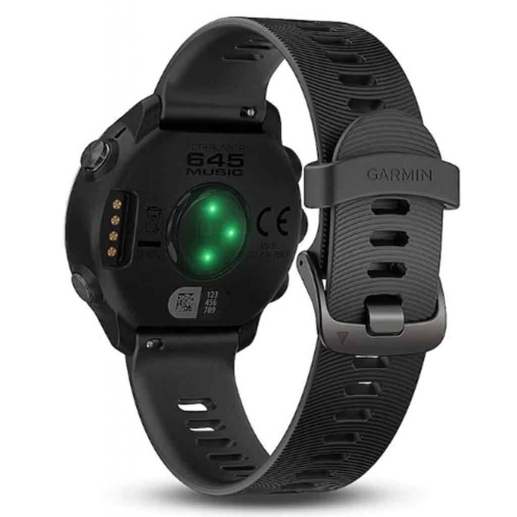 Смарт-часы Garmin Forerunner 645 Black (010-01863-A0) изображение 5
