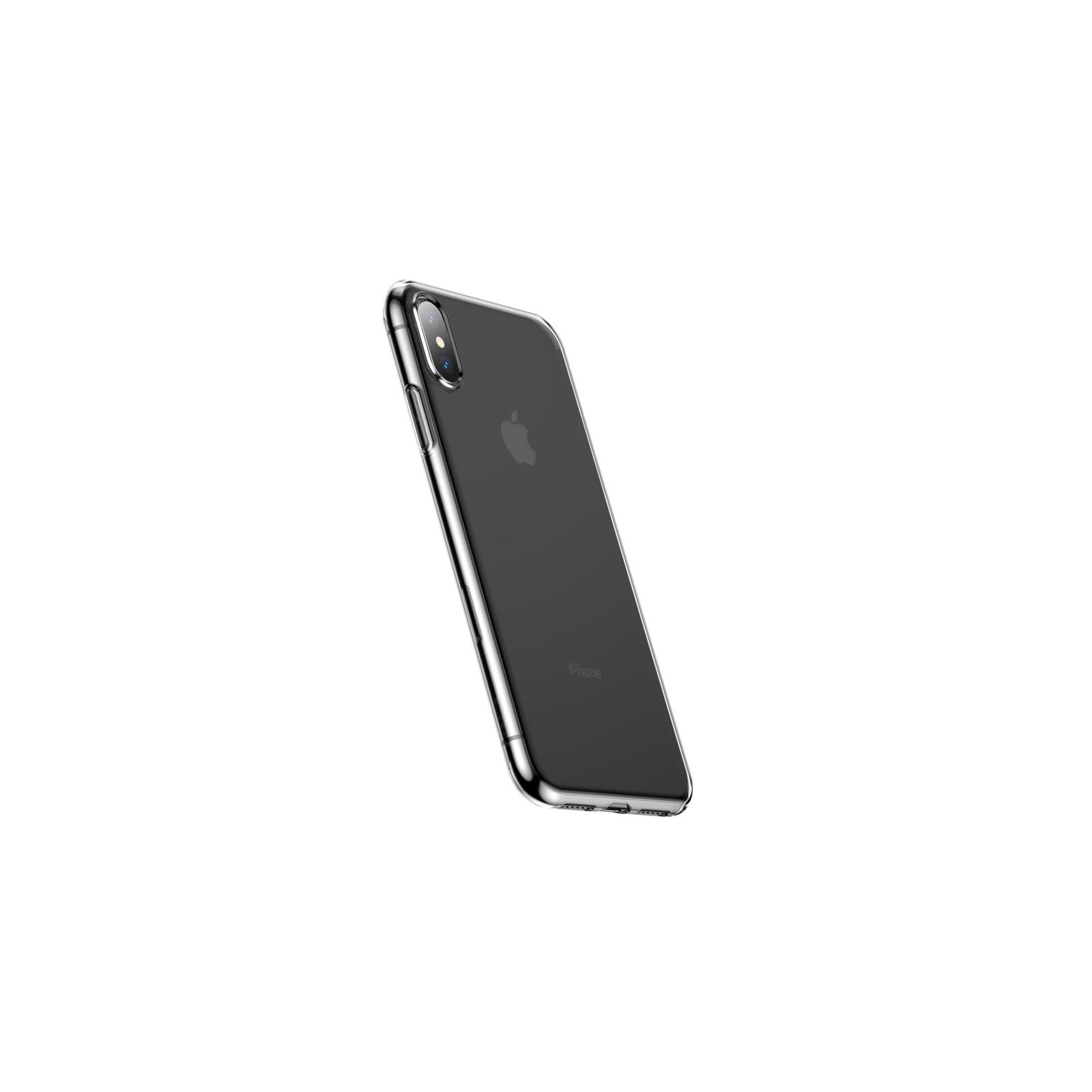 Чохол до моб. телефона Baseus iPhone XS Max Simplicity basic, TR (ARAPIPH65-B02) зображення 2