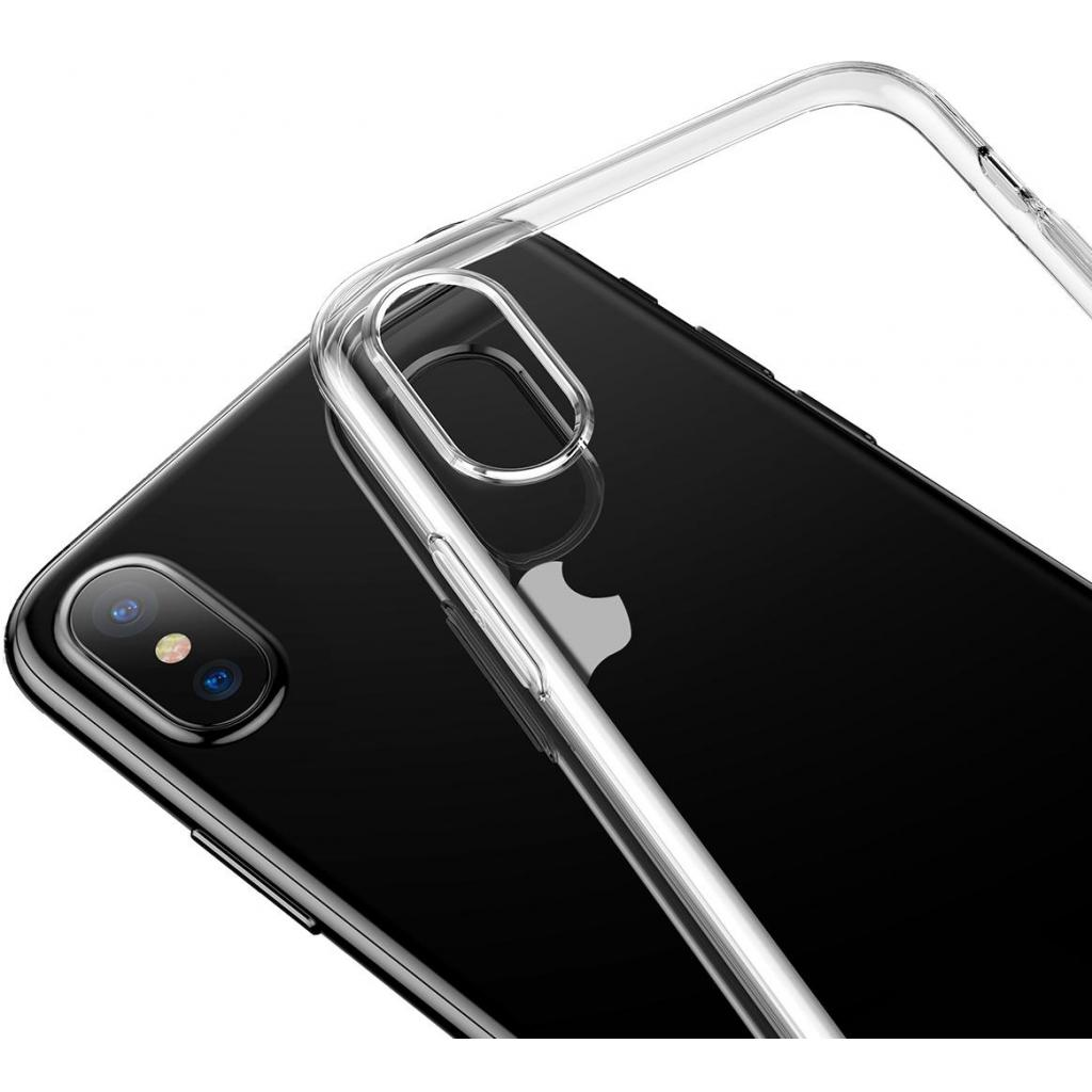 Чохол до моб. телефона Baseus iPhone XS Max Simplicity basic, TR (ARAPIPH65-B02)