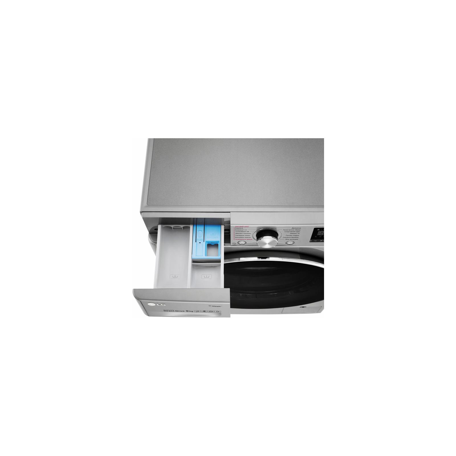 Стиральная машина LG F4V7VW9T изображение 11