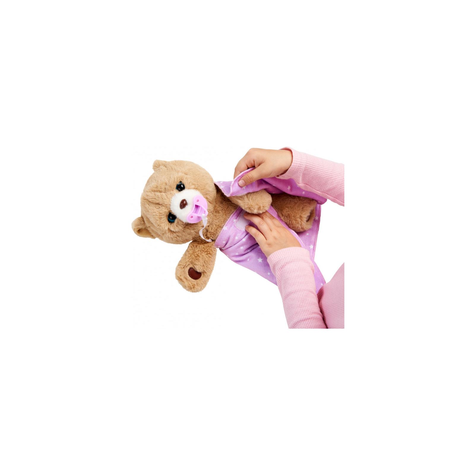 Интерактивная игрушка Moose Мишка-обнимашка (28847) изображение 2
