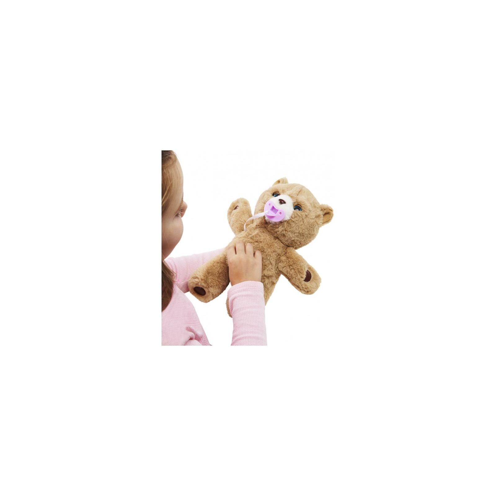 Интерактивная игрушка Moose Мишка-обнимашка (28847) изображение 4