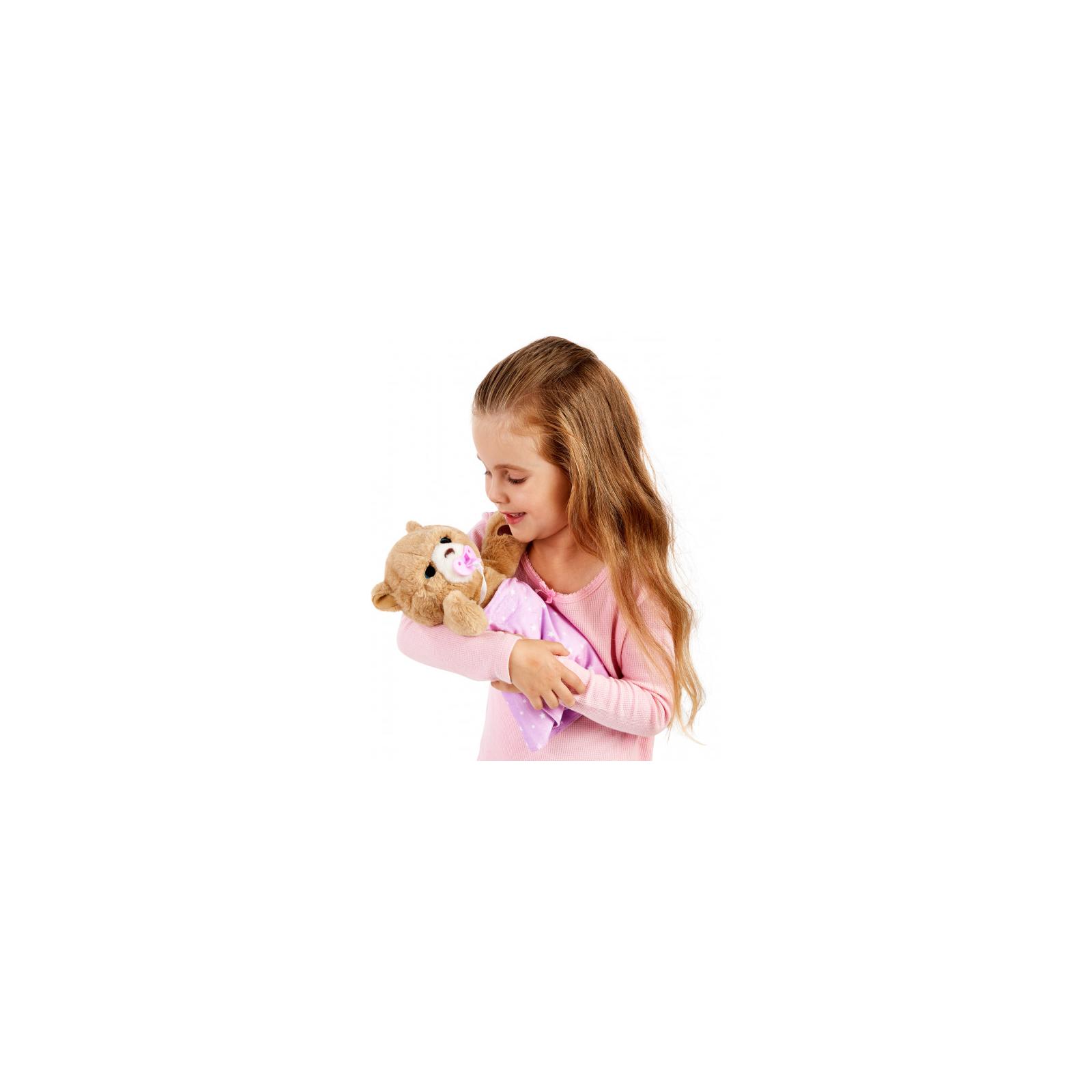 Интерактивная игрушка Moose Мишка-обнимашка (28847) изображение 6