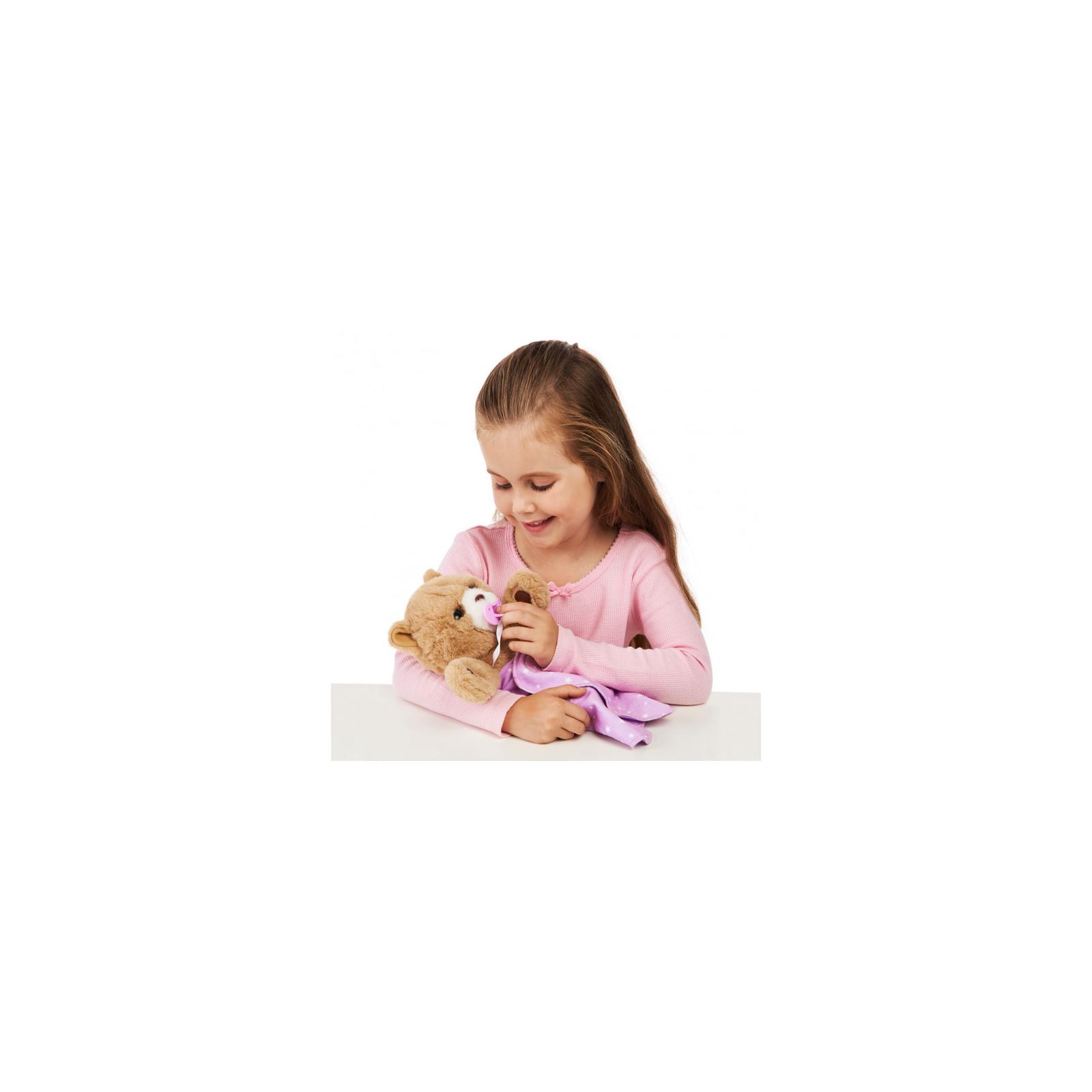 Интерактивная игрушка Moose Мишка-обнимашка (28847) изображение 7