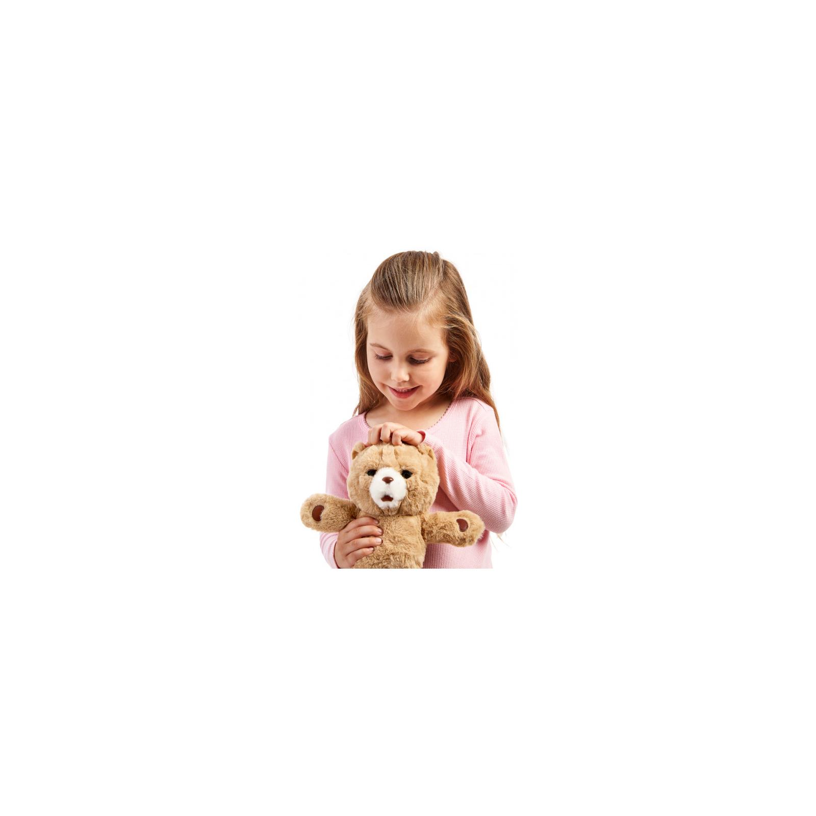 Интерактивная игрушка Moose Мишка-обнимашка (28847) изображение 8
