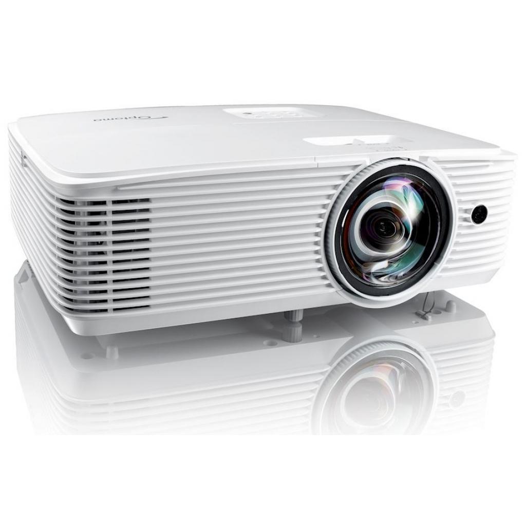 Проектор Optoma W308STe (E1P1A28WE1Z1) изображение 3