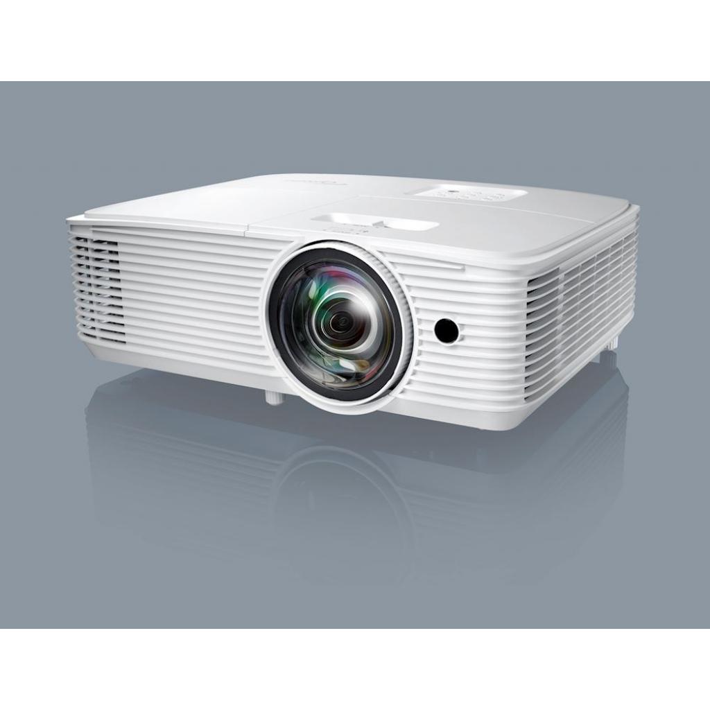 Проектор Optoma W308STe (E1P1A28WE1Z1) изображение 7