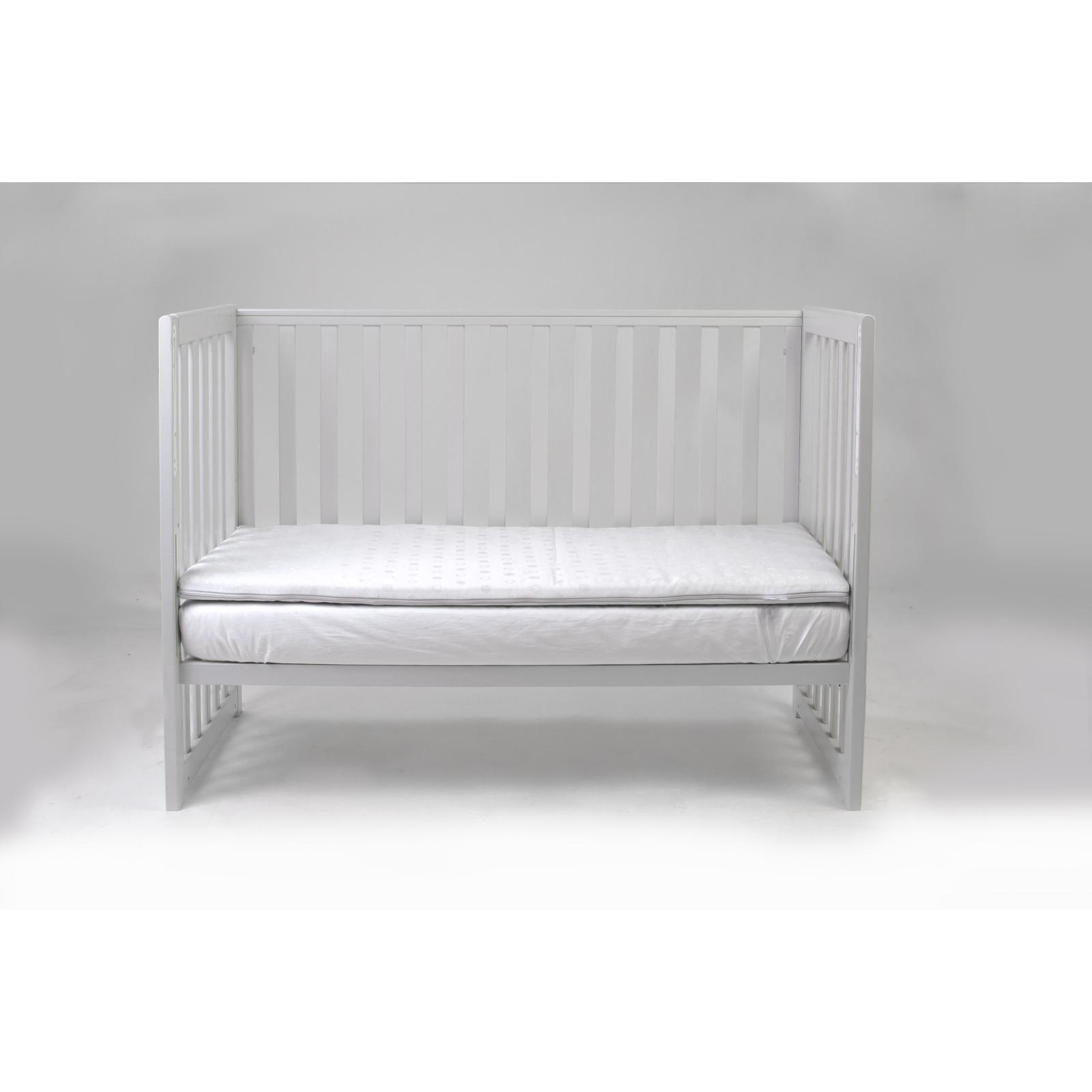 Матрас для детской кроватки Верес Cocos 120*60*3,5 см (топпер) (54.1.01) изображение 4