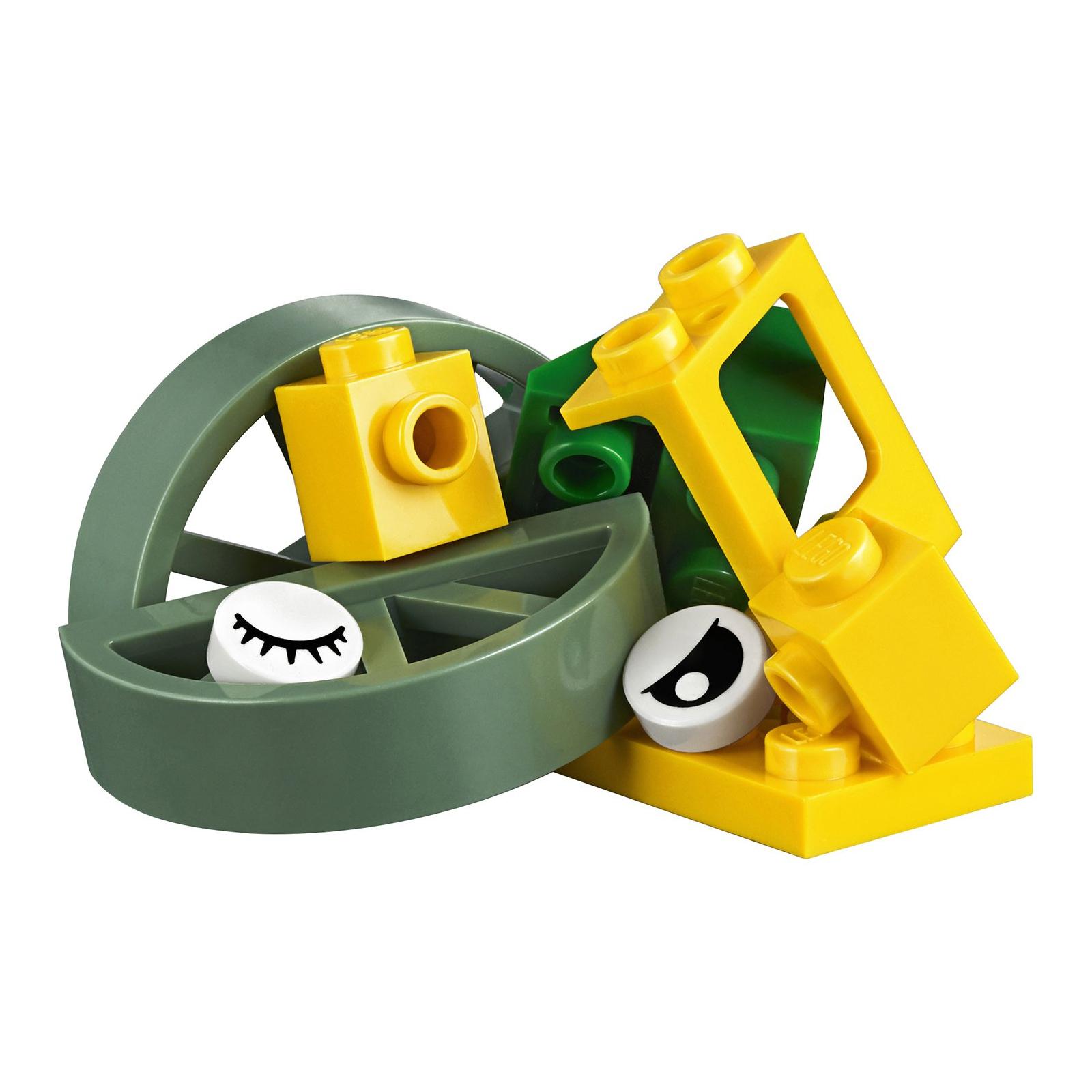 Конструктор LEGO Classic Набор для творчества с окнами 450 деталей (11004) изображение 4