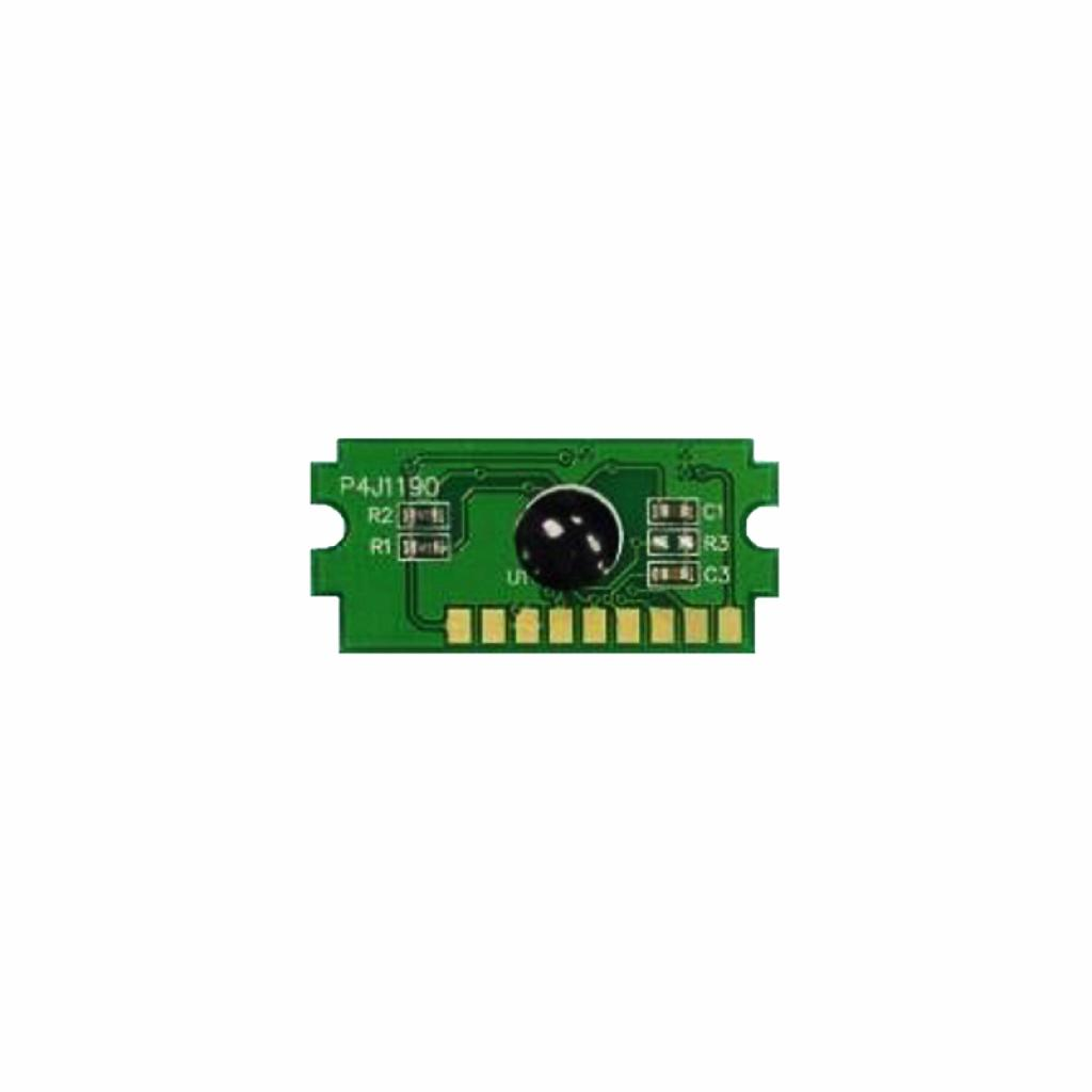 Чип для картриджа Kyocera TK-5140Y (EU) 5k yellow Static Control (TK5140CP-YEU)