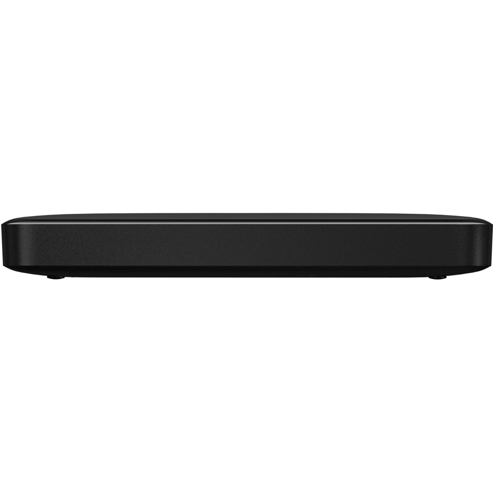 """Внешний жесткий диск 2.5"""" 500GB WD (WDBUZG5000ABK-WESN) изображение 5"""