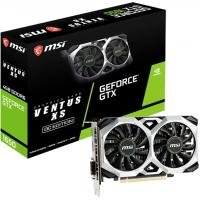 Видеокарта MSI GeForce GTX1650 4096Mb D6 VENTUS XS OC (GTX 1650 D6 VENTUS XS OC)