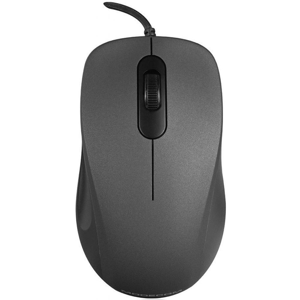 Мышка Modecom MC-M10S Silent USB Black (M-MC-M10S-100) изображение 2