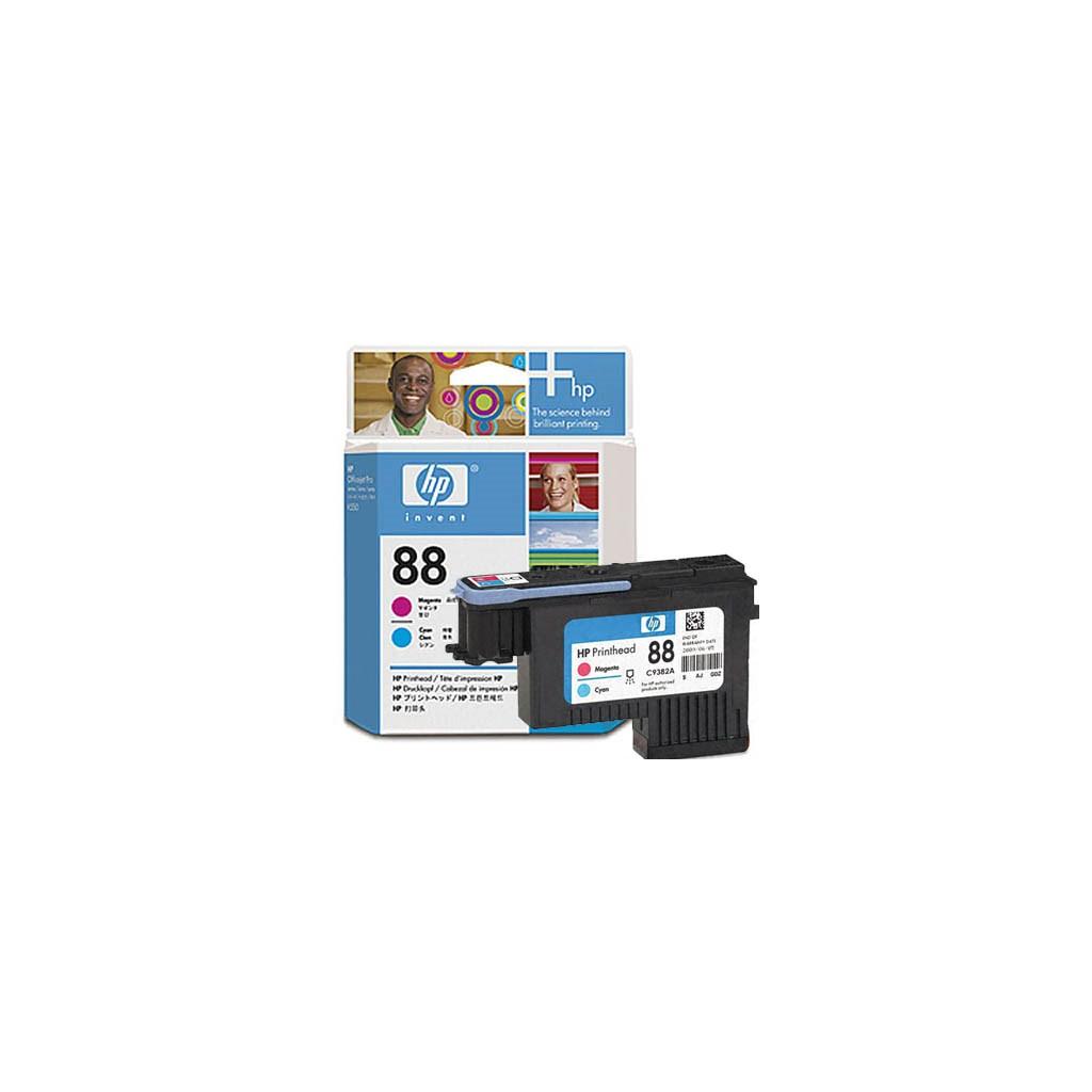 Печатающая головка HP №88 Magenta/Cyan (OJPro K550) (C9382A)