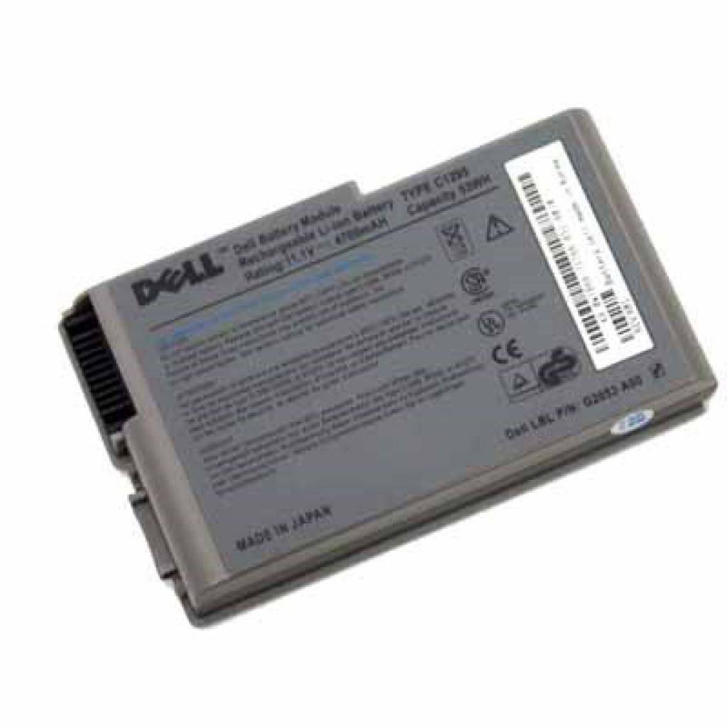 Аккумулятор для ноутбука Dell D600 (100607)