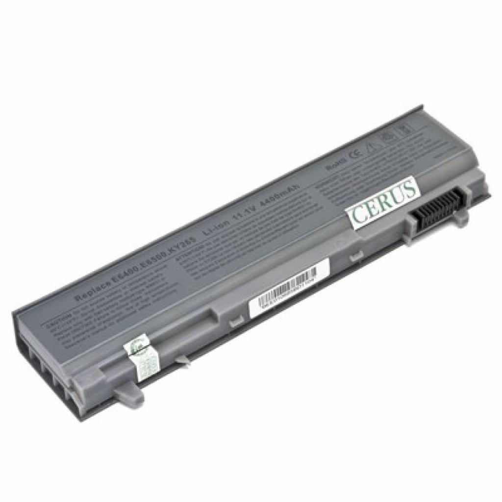 Аккумулятор для ноутбука DELL Latitude E6500 Cerus (10348)