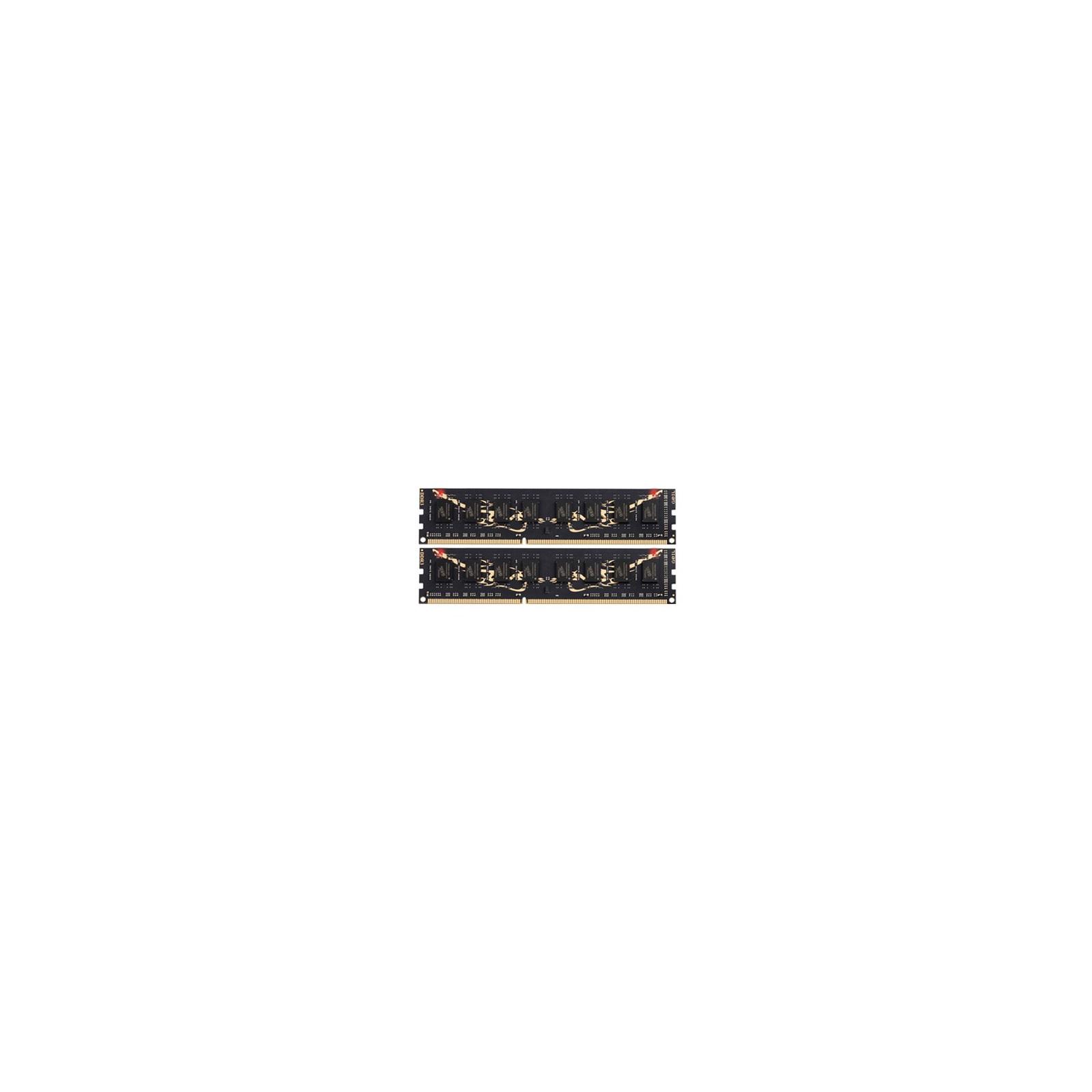Модуль памяти для компьютера DDR3 4GB (2x2GB) 1333 MHz GEIL (GB34GB1333C7DC)