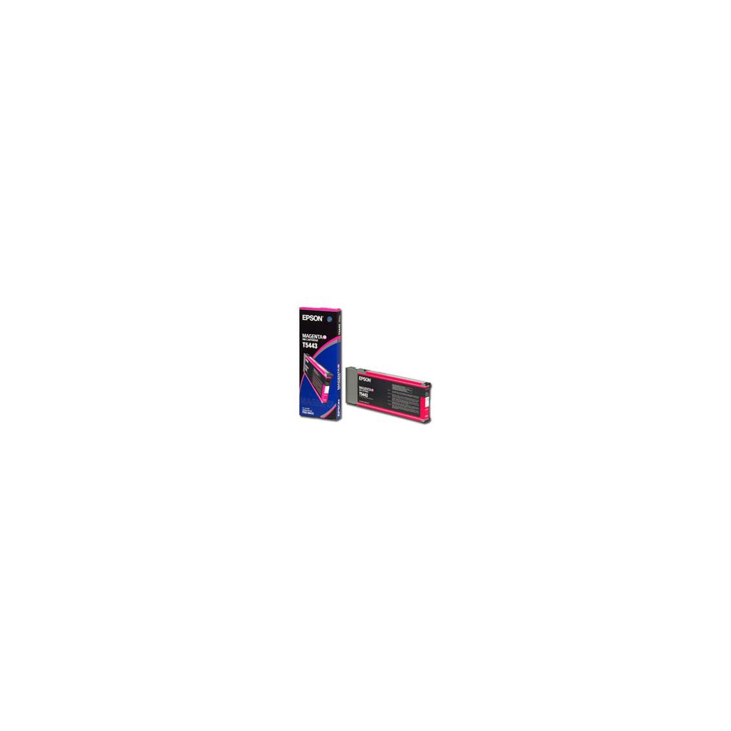 Картридж EPSON St Pro 4000/4400/9600 magenta (C13T544300)