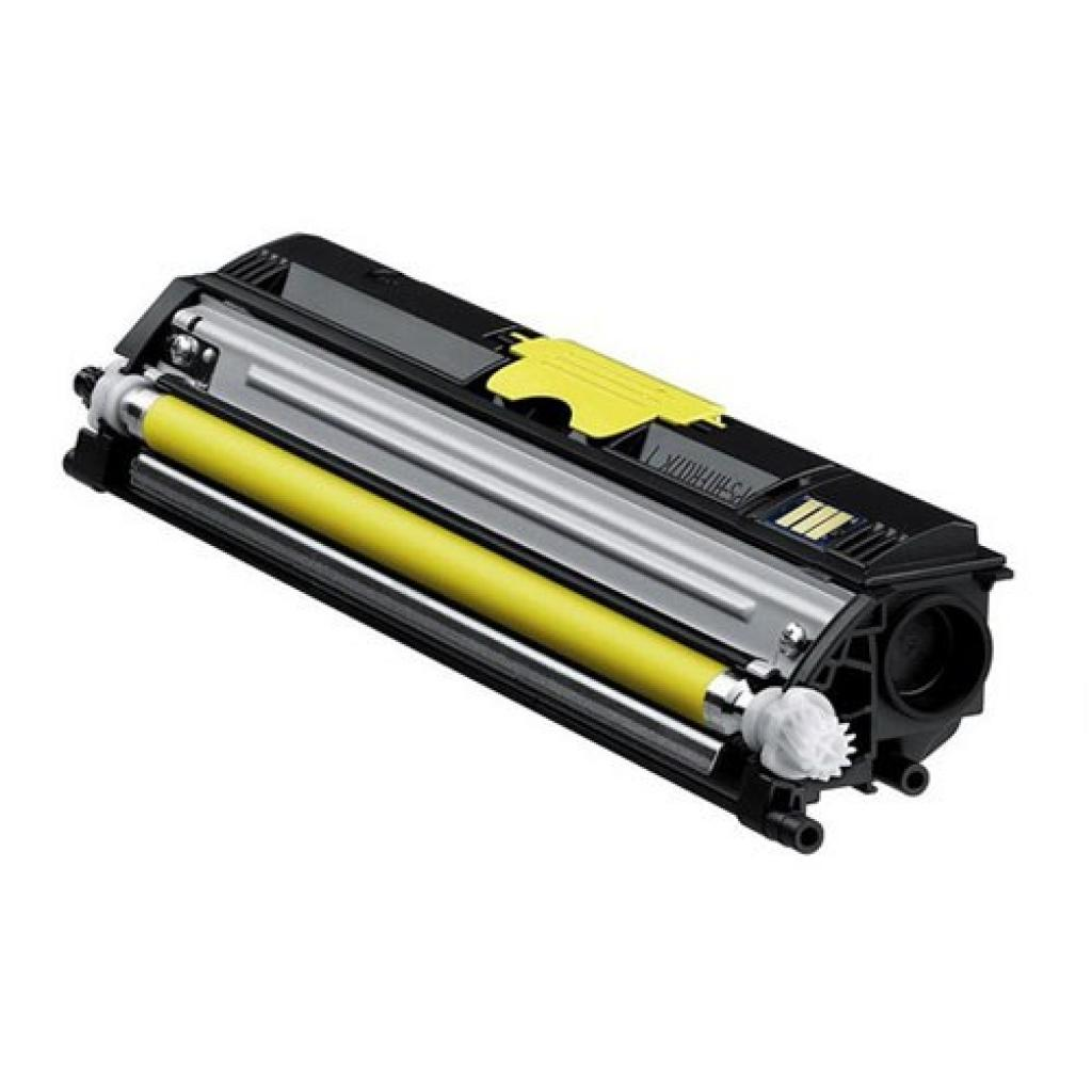 Тонер-картридж KONICA MINOLTA MagiColor 1600/1650/1680 (Yellow)1.5К (A0V305H)