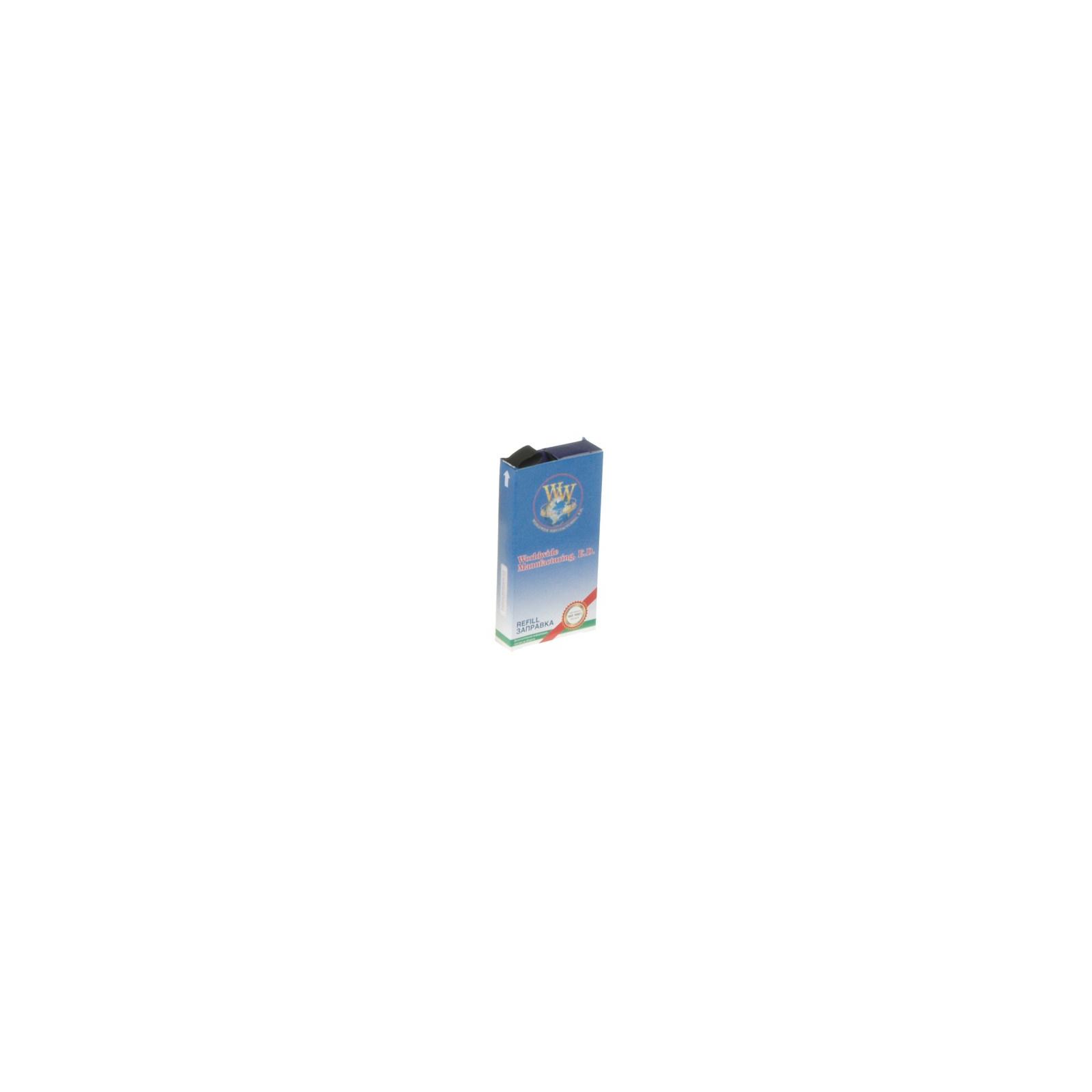 Лента к принтерам 13мм х 16м Black (п.м.) WWM (R.13.16SR)