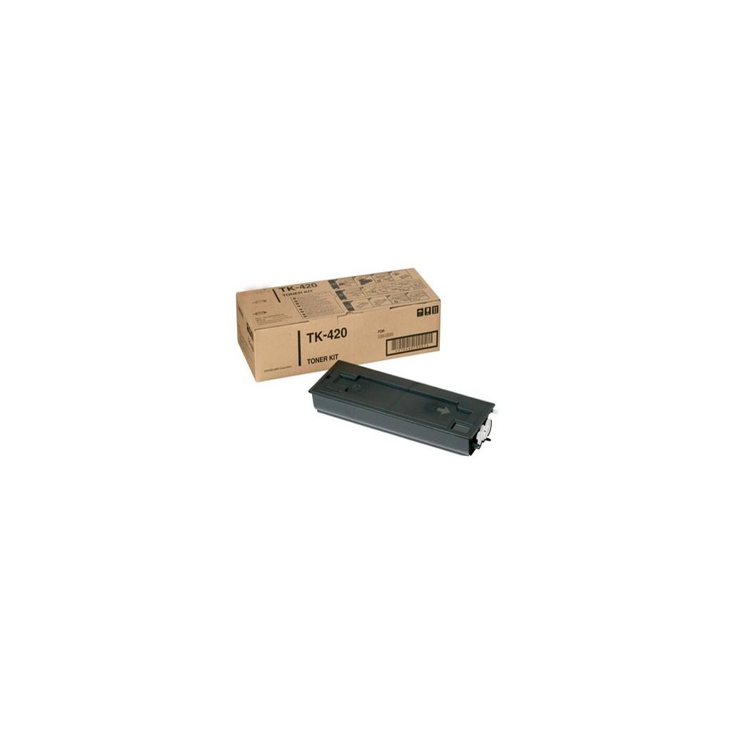 Тонер-картридж Kyocera TK-420 (370AR010)