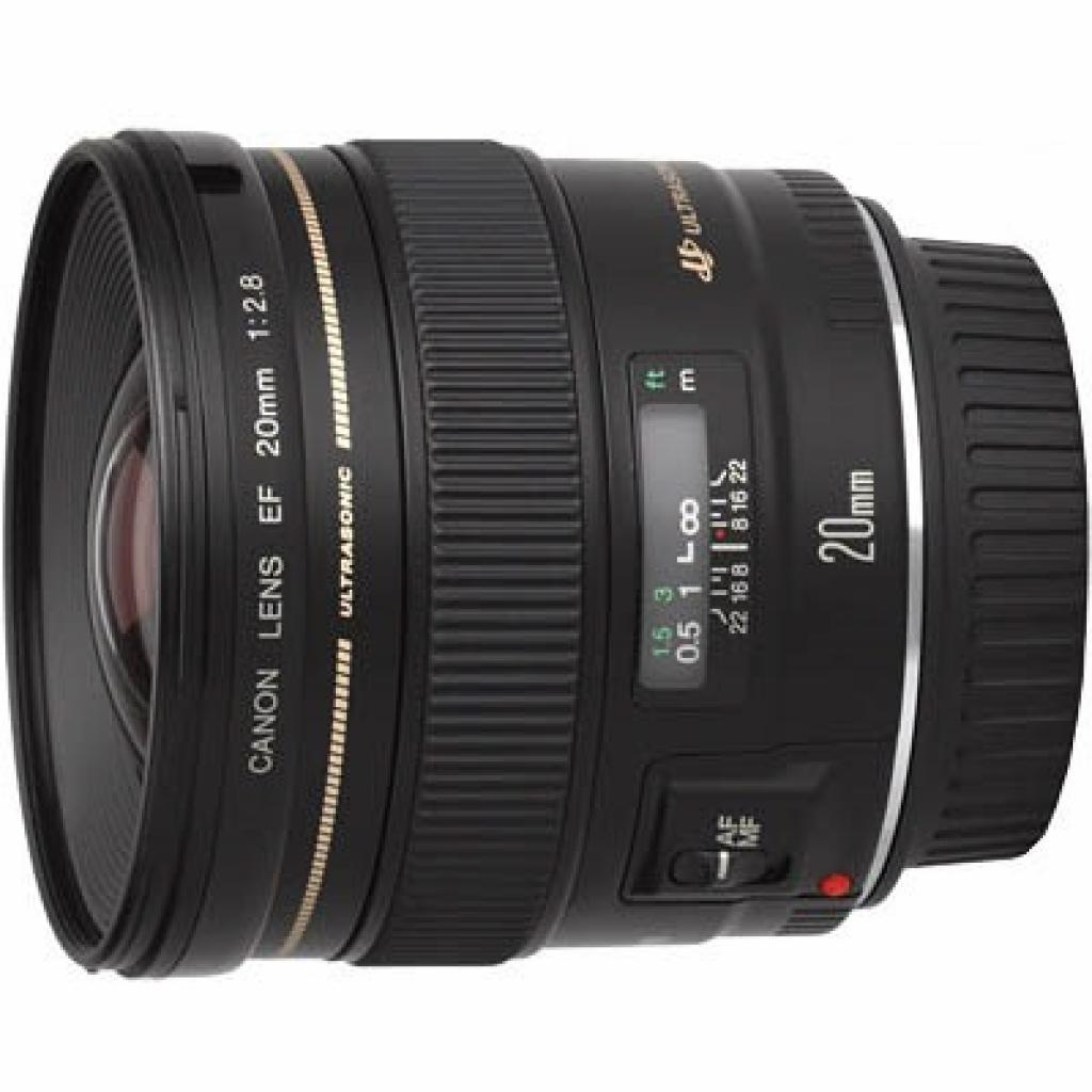 Объектив Canon EF 20mm f/2.8 USM (2509A010)