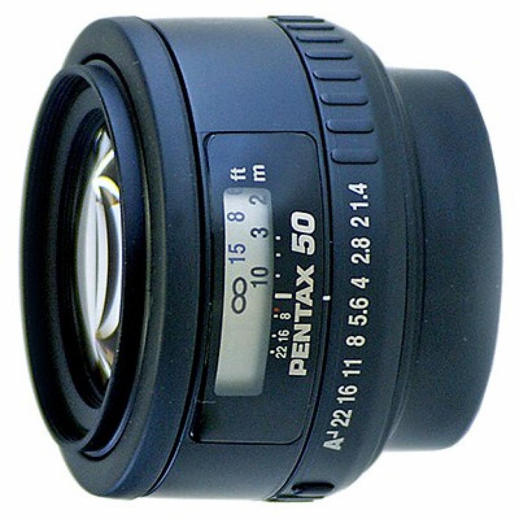 Объектив Pentax SMC FA 50mm f/1.4 (20817)