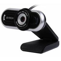Веб-камера A4-tech PK-920 H HD black/silver (PK-920 H-1 HD)