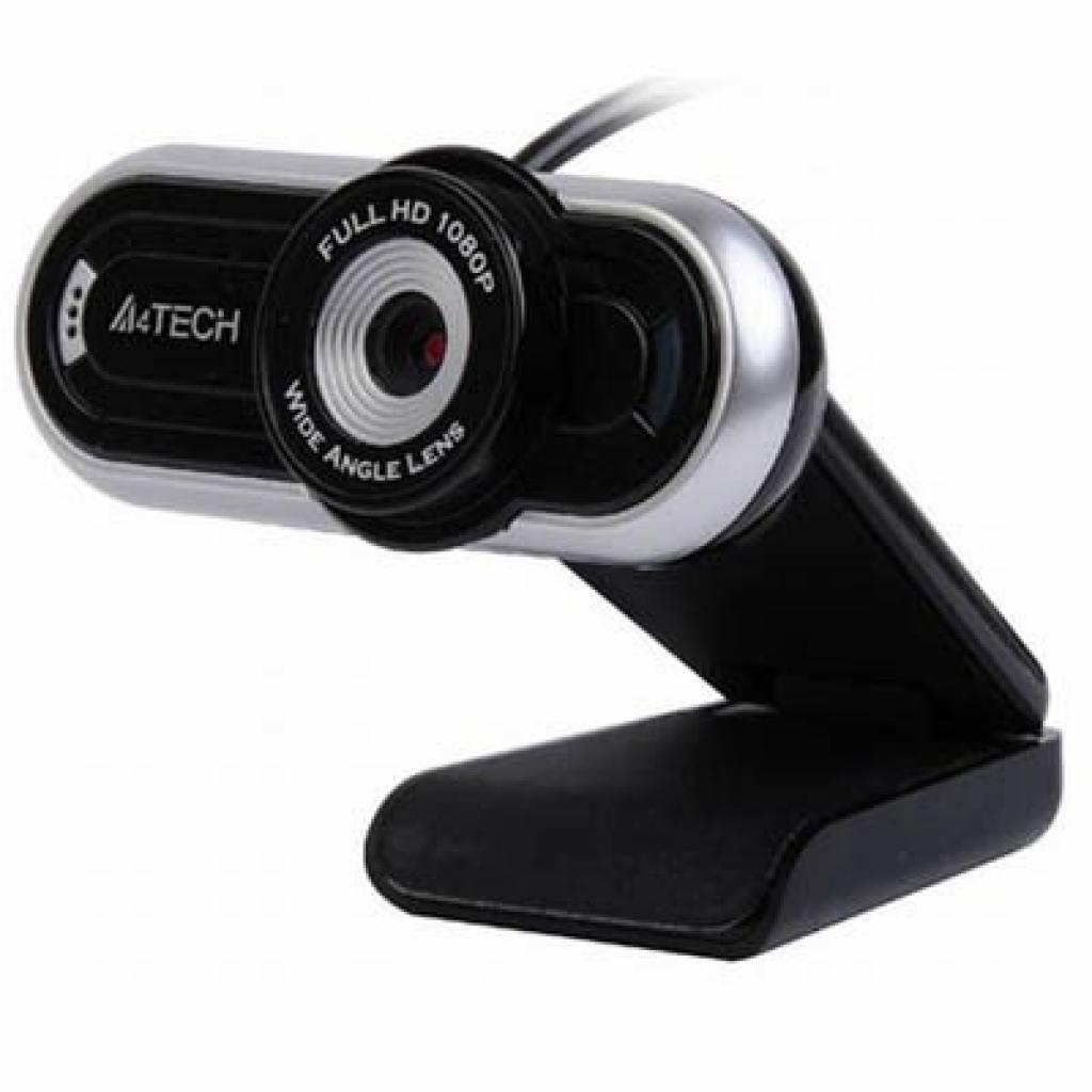 Веб-камера A4tech PK-920 H HD black/silver (PK-920 H-1 HD)