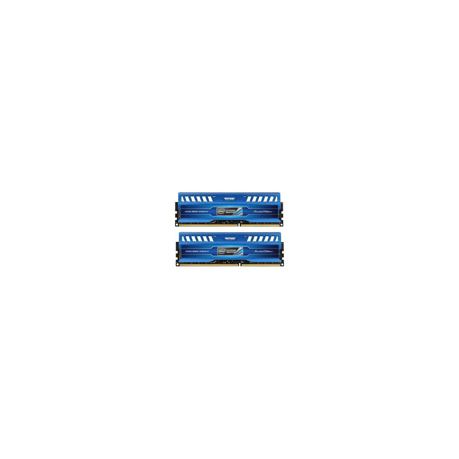 Модуль памяти для компьютера DDR3 8GB (2x4GB) 2133 MHz Patriot (PVI38G213C1K)