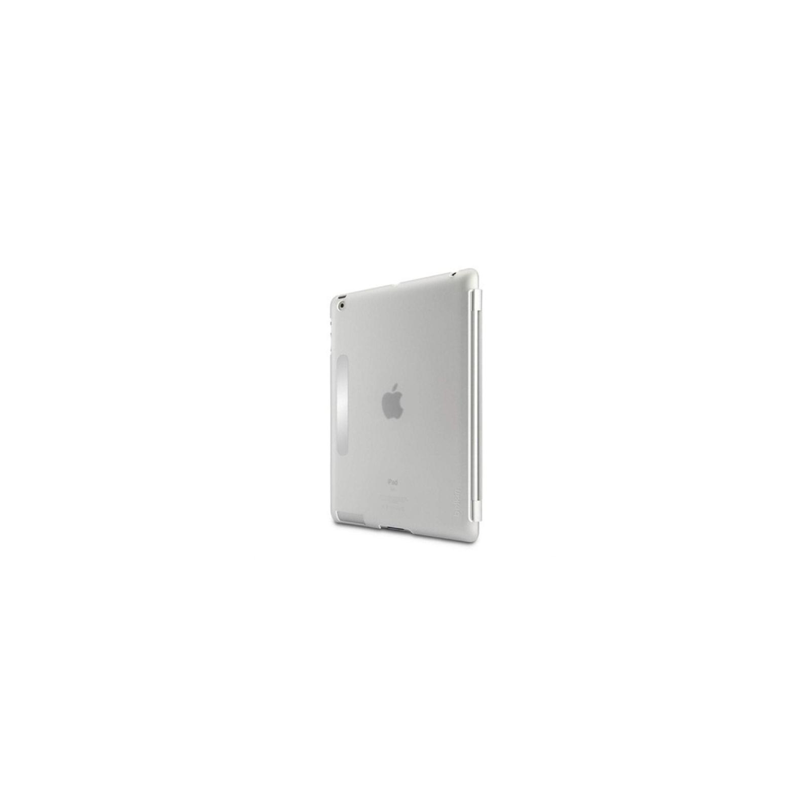 Чехол для планшета Belkin iPad2, iPad3, iPad4 Snap Shield Secure (Clear) (F8N745cwC01)