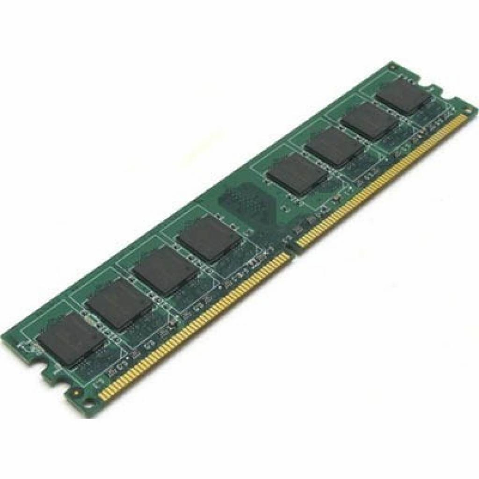 Модуль памяти для компьютера DDR2 2GB 800 MHz Samsung (IC_K4T1G08400 / IC_K4T1G084QF-BCF7_16ch)