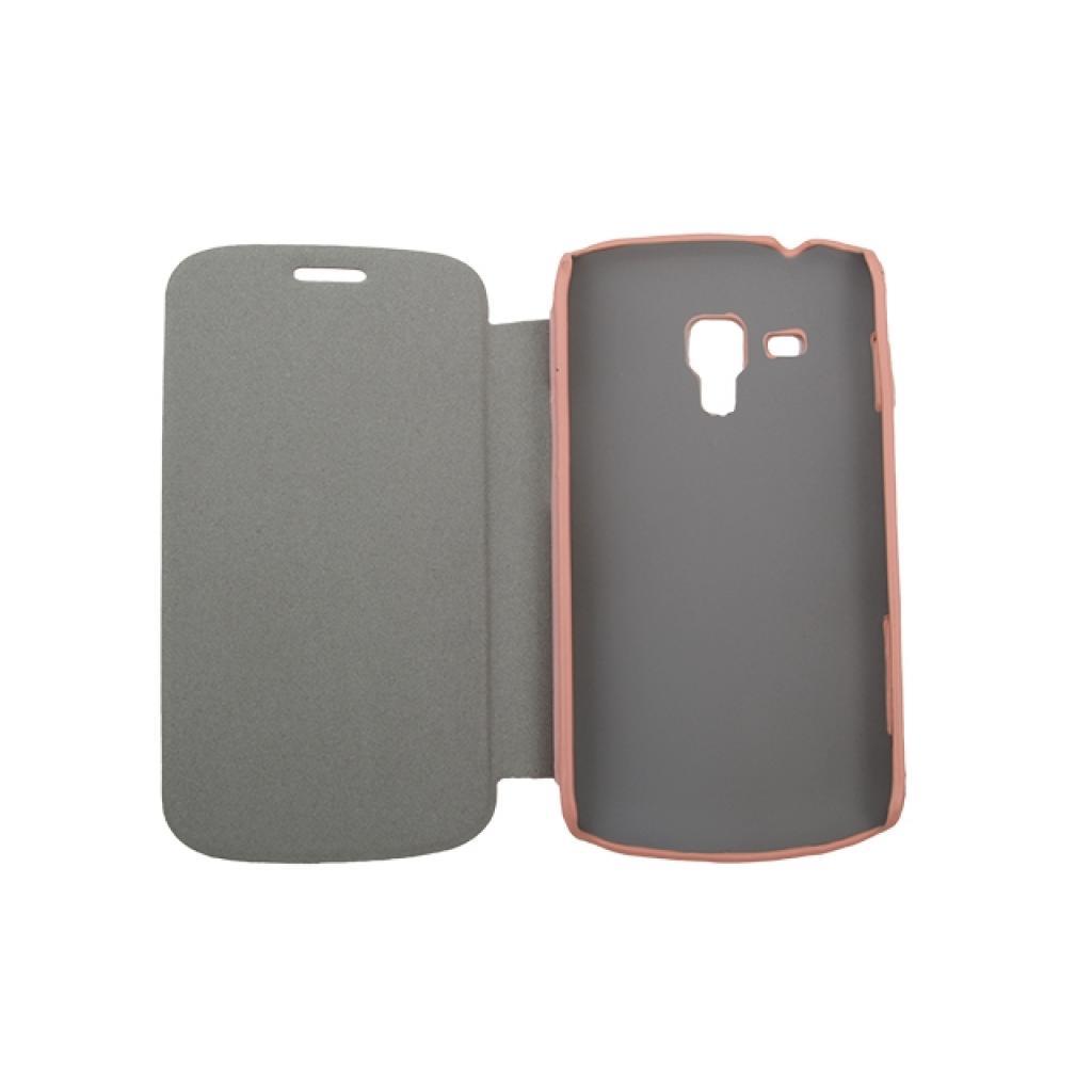 Чехол для моб. телефона Drobak для Samsung i8190 Galaxy S III mini /Book Style/Rose (215273) изображение 2