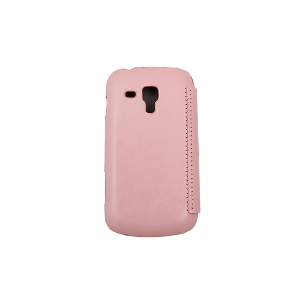 Чехол для моб. телефона Drobak для Samsung i8190 Galaxy S III mini /Book Style/Rose (215273) изображение 3