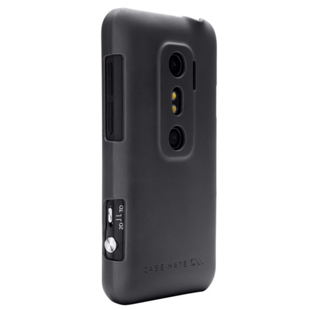 Чехол для моб. телефона Case-Mate для HTC Evo 3D BT - Black (CM015746)