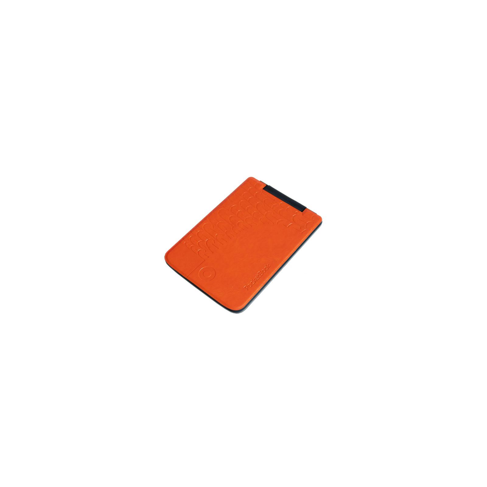 Чехол для электронной книги PocketBook PB515 Mini Bird orange/black (PBPUC-5-ORBC-BD) изображение 2