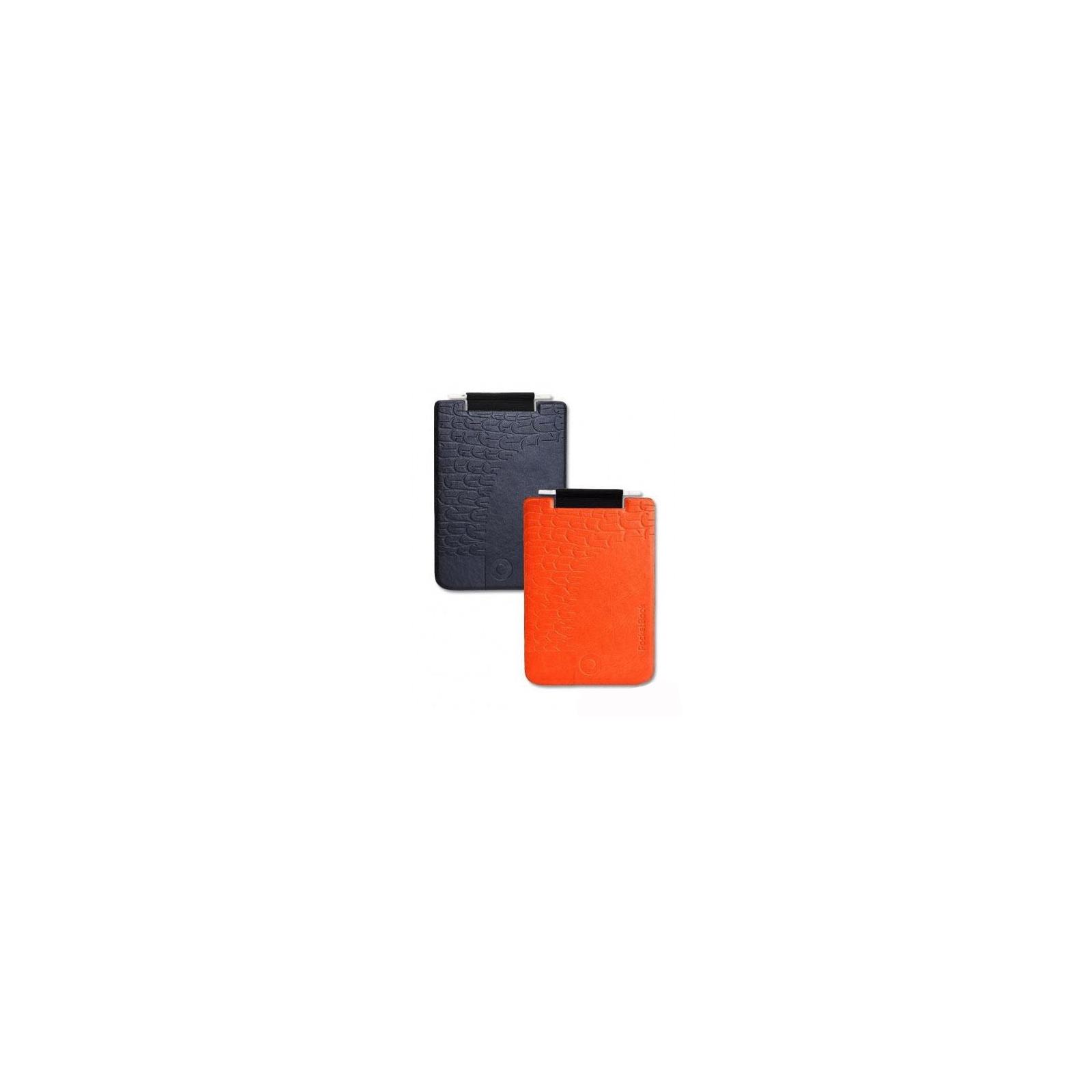 Чехол для электронной книги PocketBook PB515 Mini Bird orange/black (PBPUC-5-ORBC-BD) изображение 3