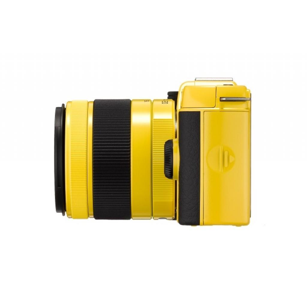 Цифровой фотоаппарат Pentax Q7+ объектив 5-15mm F2.8-4.5 yellow (11553) изображение 7