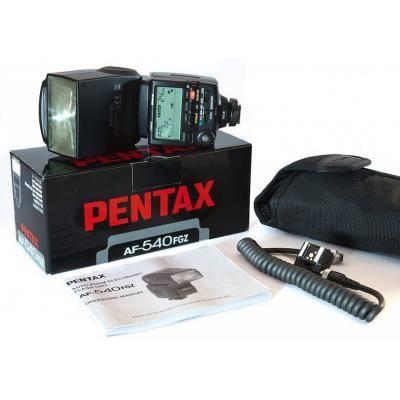 Вспышка Pentax AF-540FGZ II (30456) изображение 7