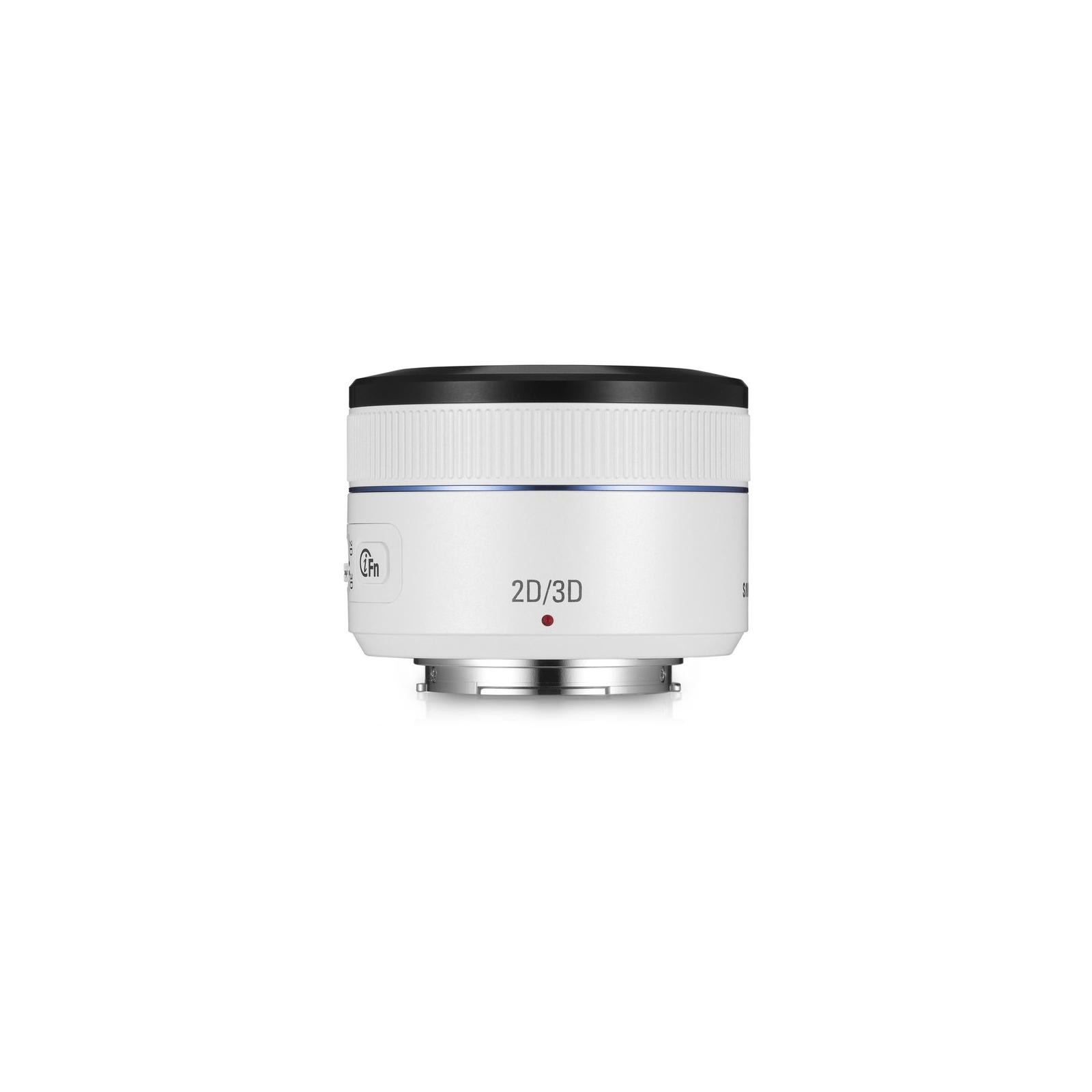 Объектив Samsung EX-S45ADW 45 mm f/1.8 [T6] 2D/3D (EX-S45ADW)