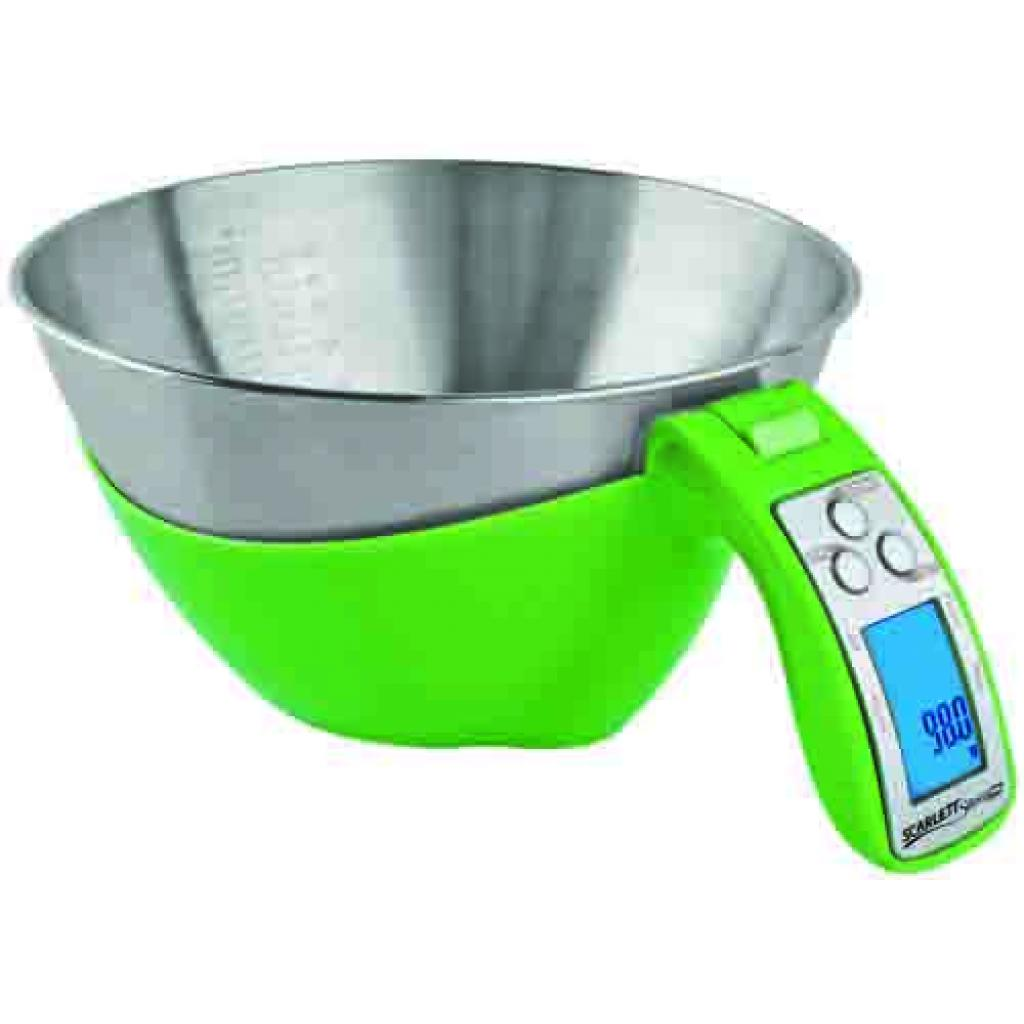 Весы кухонные SCARLETT SL-1559