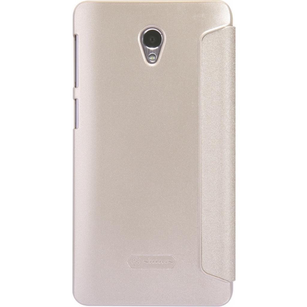 Чехол для моб. телефона NILLKIN для Lenovo S860 /Spark/ Leather/Golden (6154921) изображение 5