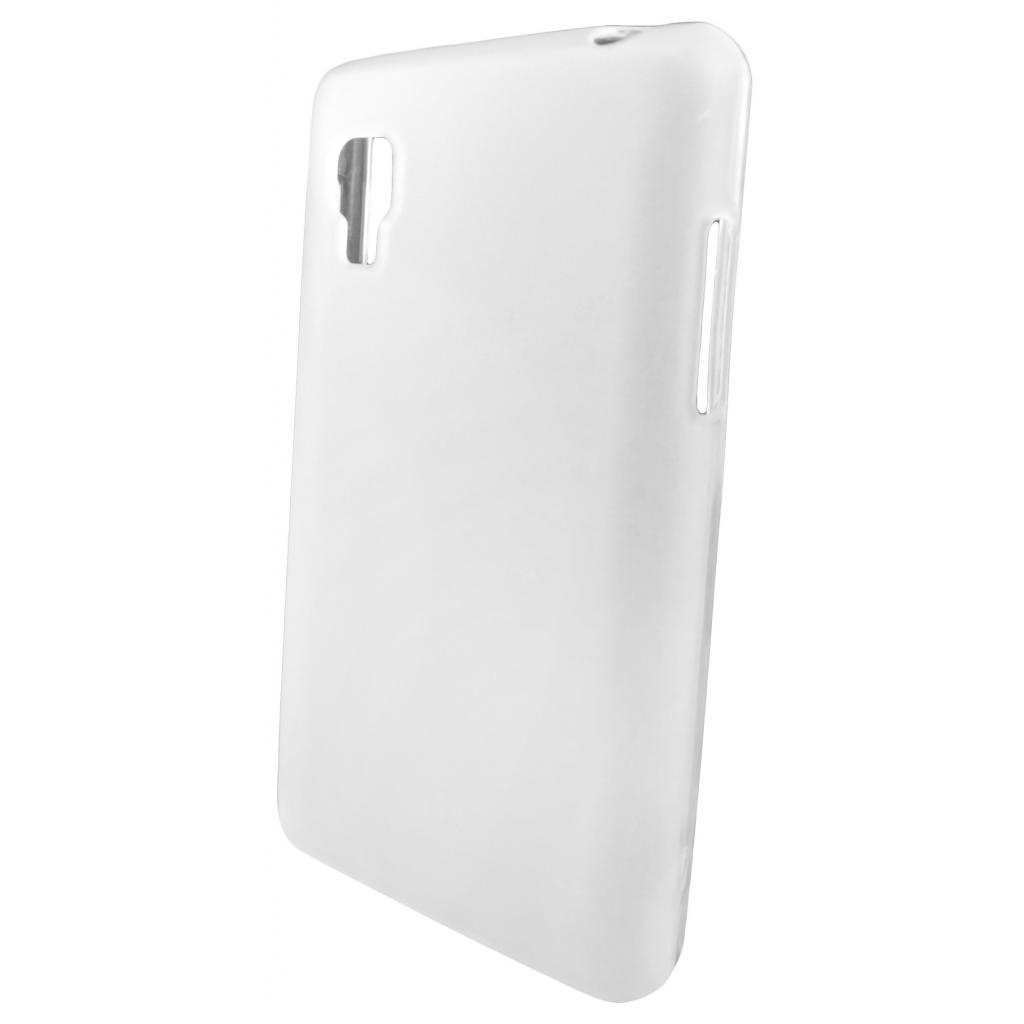 Чехол для моб. телефона GLOBAL для LG E440 Optimus L4 II (светлый) (1283126454370)