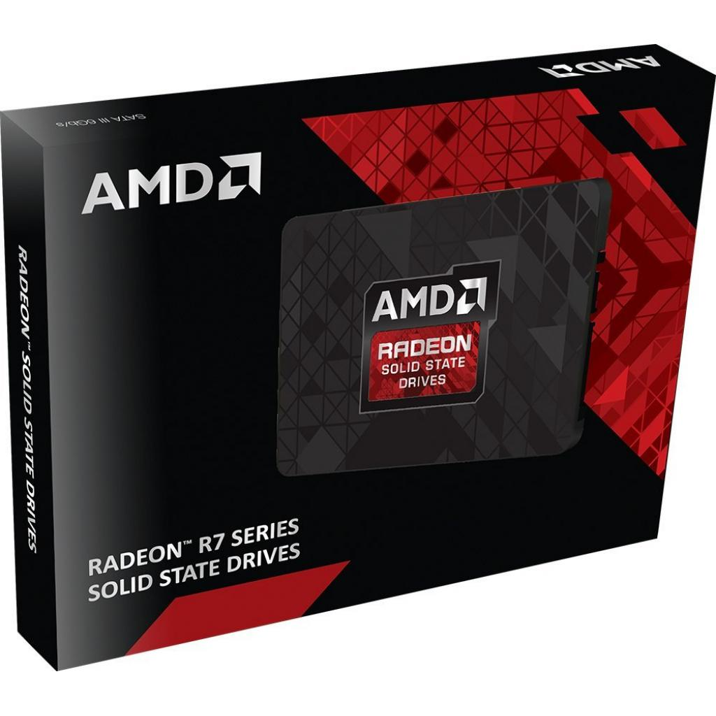 "Накопитель SSD 2.5"" 120GB AMD (RADEON-R7SSD-120G) изображение 7"